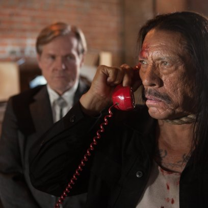 Machete Kills / William Sadler / Danny Trejo Poster