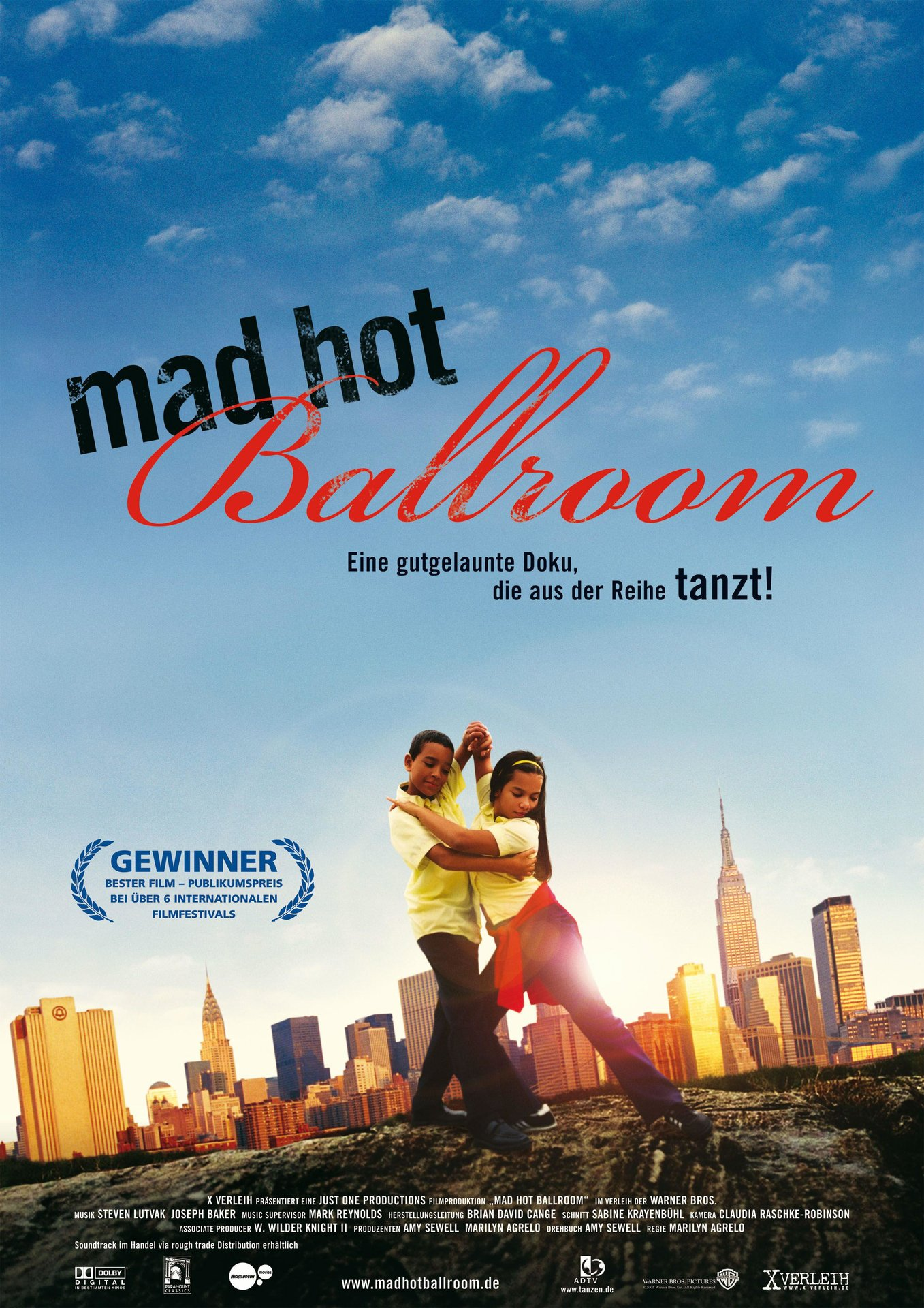 mad hot ballroom essay The students of several new york city elementary schools learn ballroom dancing and compete in a city wide dance competition mad hot ballroom (2005.