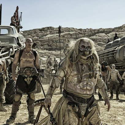 Mad Max: Fury Road Poster
