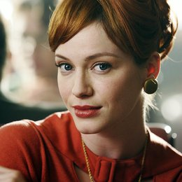 Mad Men / Christina Hendricks Poster