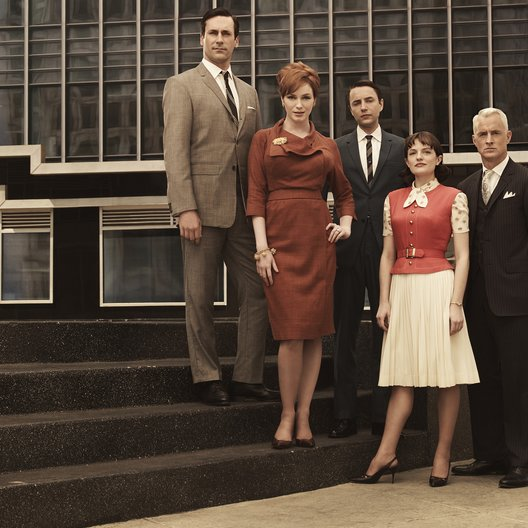 Mad Men - Season Three Poster