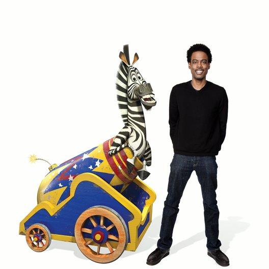 Madagascar 3: Flucht durch Europa Poster