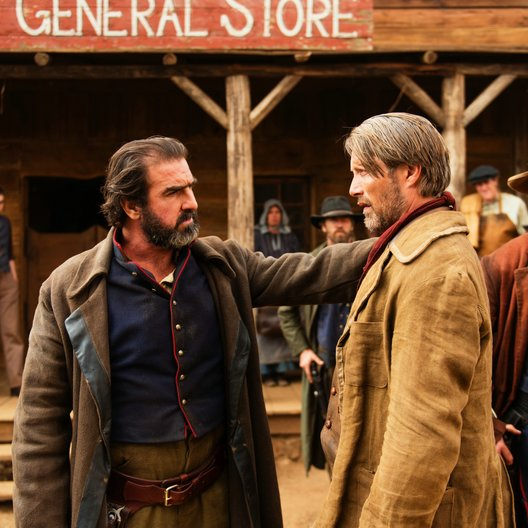 Salvation - Spur der Vergeltung, The / Salvation, The / Eric Cantona / Mads Mikkelsen Poster