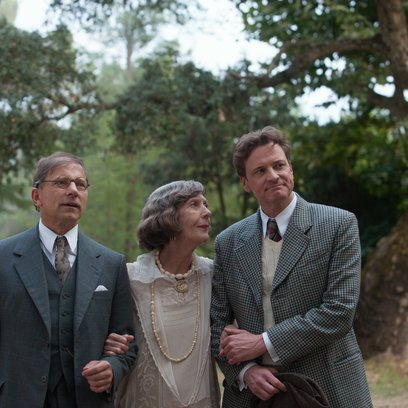Magic in the Moonlight / Dame Eileen Atkins / Colin Firth Poster