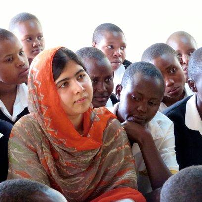 Malala - Ein Recht auf Bildung / Malala - Ihr Recht auf Bildung Poster