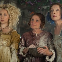 Maleficent - Die dunkle Fee / Juno Temple / Imelda Staunton / Miranda Richardson