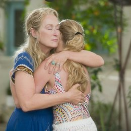 Mamma Mia! / Meryl Streep / Amanda Seyfried Poster
