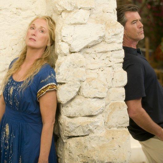 Mamma Mia! / Meryl Streep / Pierce Brosnan Poster