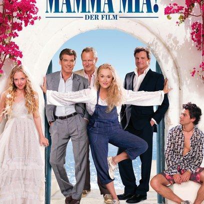 Mamma Mia! Der Film / Mamma Mia! Poster