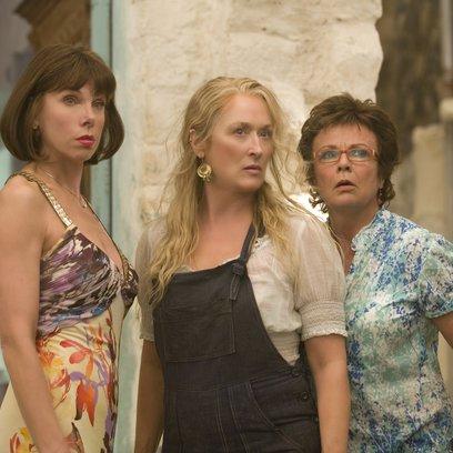 Mamma Mia! Der Film / Mamma Mia! / Christine Baranski / Meryl Streep / Julie Walters Poster