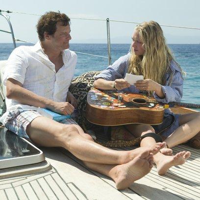 Mamma Mia! Der Film / Mamma Mia! / Colin Firth / Amanda Seyfried Poster