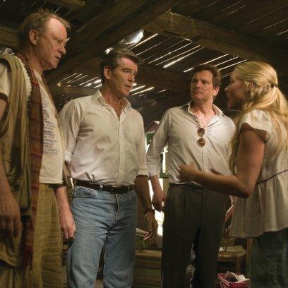 Mamma Mia! Der Film / Mamma Mia! / Stellan Skarsgård / Pierce Brosnan / Colin Firth / Amanda Seyfried Poster