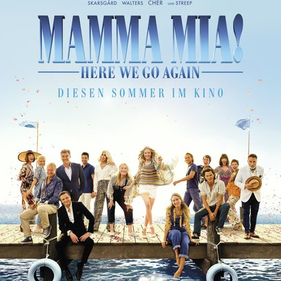 mamma-mia-here-we-go-again-1 Poster