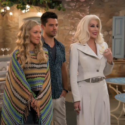 mamma-mia-here-we-go-again-33 Poster