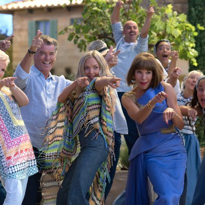 mamma-mia-here-we-go-again-37 Poster
