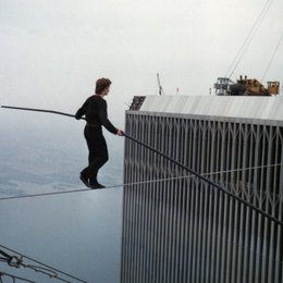 Man on Wire / Philippe Petit Poster