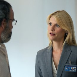 Homeland - Staffel 1 / Mandy Patinkin / Claire Danes Poster