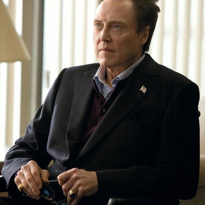 Mann des Jahres / Man of the Year / Christopher Walken Poster