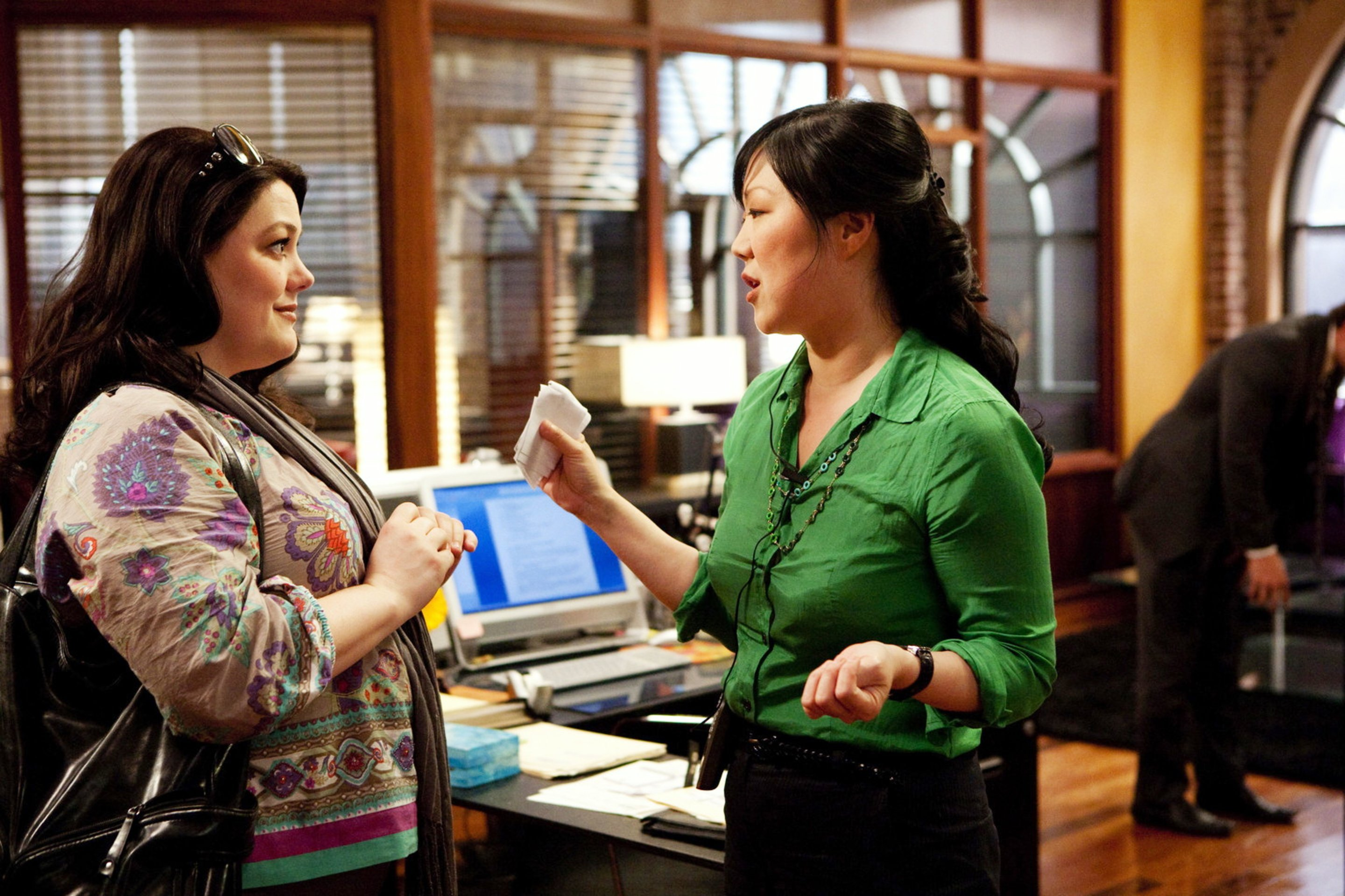 An analysis of im the one that i want by margaret cho
