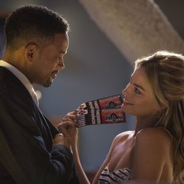 Focus / Will Smith / Margot Robbie Poster