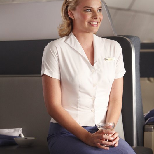Pan Am / Margot Robbie Poster
