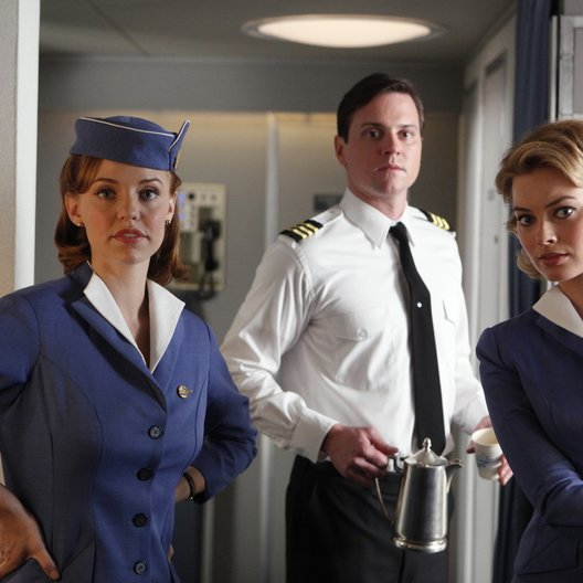 Pan Am / Margot Robbie / Kelli Garner / Michael Mosley Poster