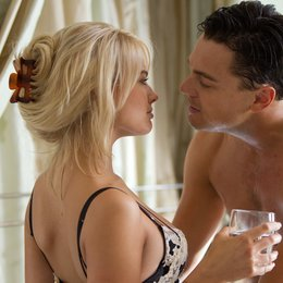 Wolf of Wall Street, The / Margot Robbie / Leonardo DiCaprio Poster