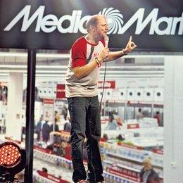 Comedian Mario Barth ist neue Werbeikone von Media Markt