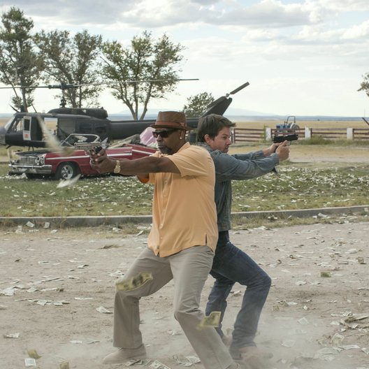 2 Guns / Denzel Washington / Mark Wahlberg Poster