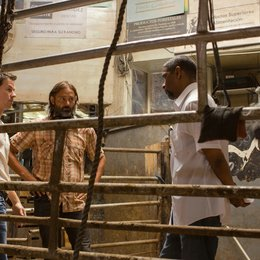 2 Guns / Set / Mark Wahlberg / Baltasar Kormákur / Denzel Washington