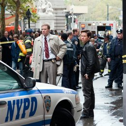 etwas anderen Cops, Die / Will Ferrell / Mark Wahlberg Poster