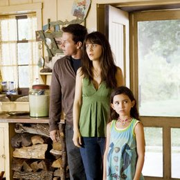 Happening, The / Zooey Deschanel / Ashlyn Sanchez / Mark Wahlberg Poster