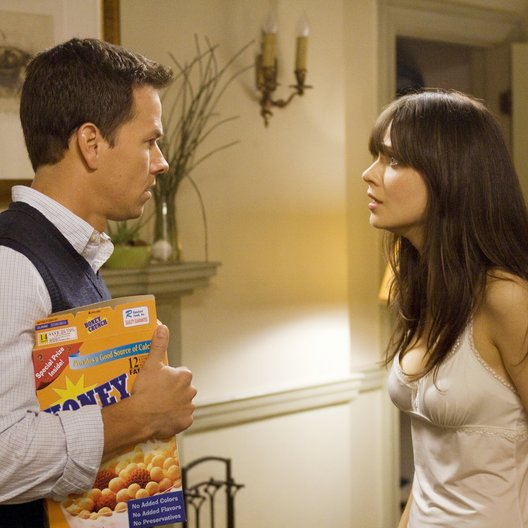 Happening, The / Zooey Deschanel / Mark Wahlberg Poster