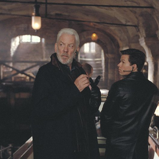 Italian Job - Jagd auf Millionen, The / Donald Sutherland / Mark Wahlberg