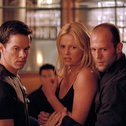 Italian Job - Jagd auf Millionen, The / Mark Wahlberg / Charlize Theron / Jason Statham Poster