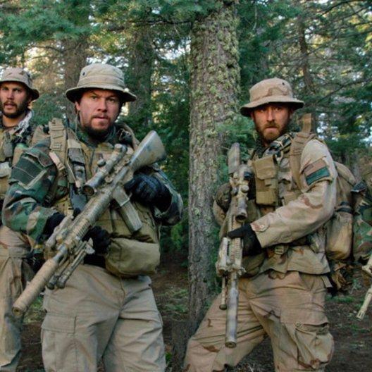 Lone Survivor / Taylor Kitsch / Mark Wahlberg / Ben Foster / Emile Hirsch Poster