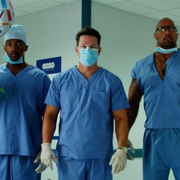 Pain & Gain / Anthony Mackie / Mark Wahlberg / Dwayne Johnson