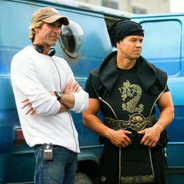 Pain & Gain / Set / Michael Bay / Mark Wahlberg