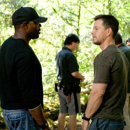 Shooter / Mark Wahlberg / Set