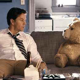 Ted / Mark Wahlberg / Ted / A Million Ways to Die in the West