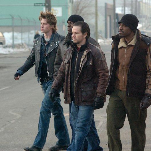 Vier Brüder / Mark Wahlberg Poster