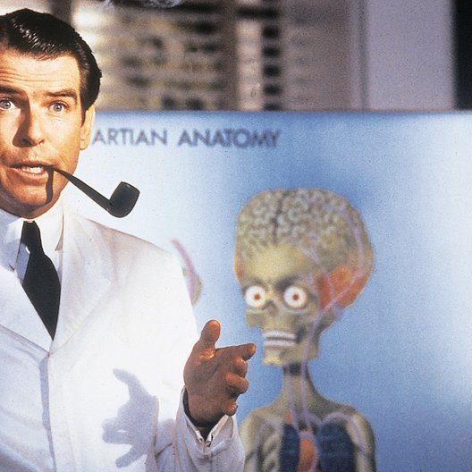 Mars Attacks! / Pierce Brosnan Poster