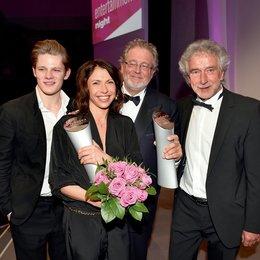 Entertainment Night 2014 / Max von der Groeben, Jana Pallaske, Martin Moszkowicz und Franz Woodtli Poster