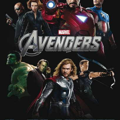 Marvel's The Avengers Poster