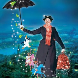 Mary Poppins / Julie Andrews / Saving Mr. Banks / Mary Poppins Poster