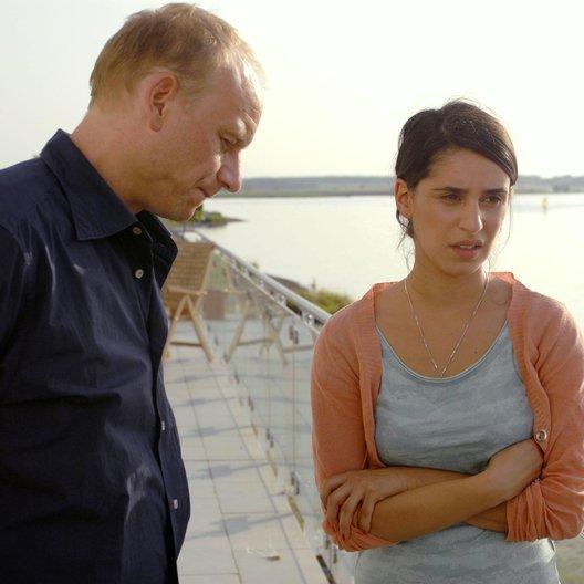 Tatort: Die Anwältin (MDR) / Bernd Michael Lade / Maryam Zaree Poster
