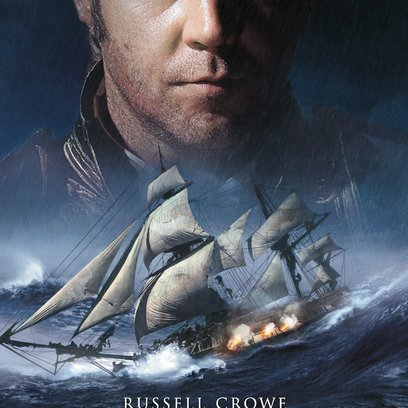 Master and Commander - Bis ans Ende der Welt / Master and Commander: The Far Side of the World Poster
