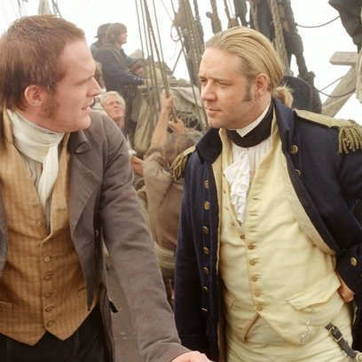 Master and Commander - Bis ans Ende der Welt / Paul Bettany / Russell Crowe Poster