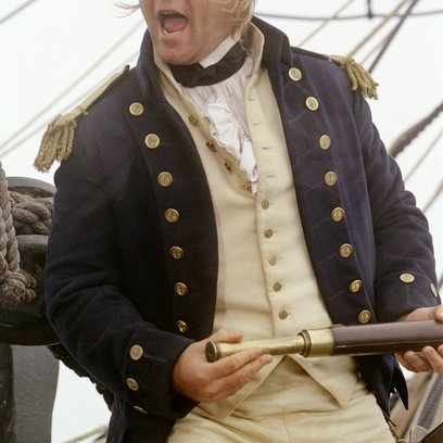 Master and Commander - Bis ans Ende der Welt / Russell Crowe / Master and Commander: The Far Side of the World Poster