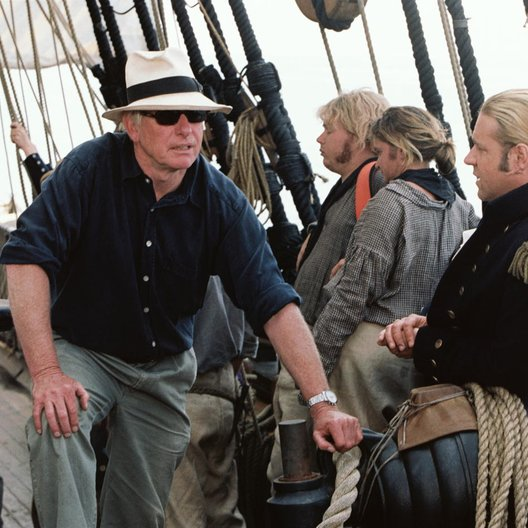 Master and Commander - Bis ans Ende der Welt / Set / Peter Weir / Russell Crowe / Set Poster